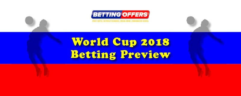 Image result for world cup gambling offer