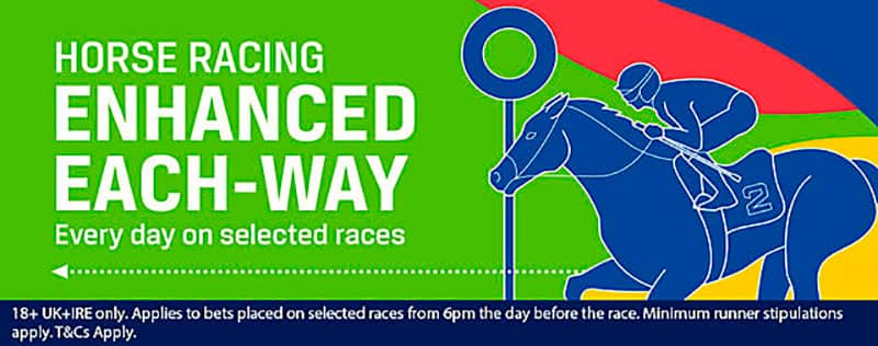 Ladbrokes boosted odds offer
